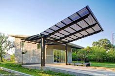car port / Jay Hargrave Architecture
