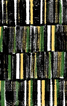 Mid-Century Modern - press print and digital pattern - Sarah Bagshaw