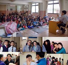 Kathmandu, Nepal - 1st meeting after the earthquake 2015