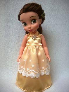 Princeznovské šatičky II Disney animator doll Belle