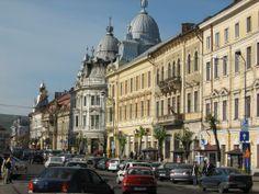 Kolozsvár (Cluj-Napoca, Romania) Romania, My Photos, Louvre, Street View, Building, Places, Travel, Collections, Beautiful