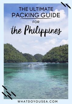 Disagreeable travel tips amsterdam. the ultimate packing guide for the philippines Vietnam, Packing List For Travel, Packing Tips, Philippines Travel, Travel Guides, Travel Tips, Travel Hacks, What To Pack, Bhutan