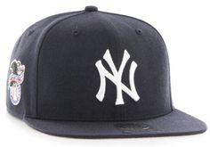 low priced 15d5b da6db Fancaps - New York Yankees Sure Shot Captain Cap  47 Navy,  47.00 (http