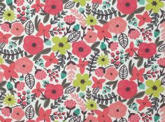 Sarawak Tutti-Frutti - Sarawak : Upholstery Fabrics, Prints, Drapes & Wallcoverings