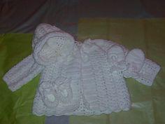 Easy Crochet Baby Dress Pattern Anna's Free Baby Crochet Dress Patterns - Inspiration and Ideas 1600 x 1195 · 263 kB · jpeg Craft Passions, Baby Dress Set: FREE crochet patterns Crochet Baby Sweater Pattern, Crochet Baby Sweaters, Baby Sweater Patterns, Crochet Baby Toys, Baby Dress Patterns, Crochet Bebe, Crochet Baby Clothes, Newborn Crochet, Baby Knitting Patterns
