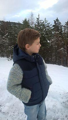 Ravelry: Minstemann pattern by Randi K Design Knitting Patterns Boys, Kids Patterns, Knitting For Kids, Sweater Patterns, Girls Jumpers, Baby Sweaters, Washing Clothes, Little Boys, Ravelry