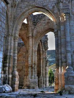 Ruinas de Santa Eulalia.  Palenzuela.