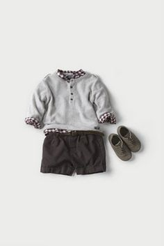 Oh my gosh I need outfits like this for Ar… vintage pretty: Cutest Baby Clothes! Oh my gosh I need outfits like this for Archer! Lil Boy, Cute Baby Boy, Baby Love, Cute Babies, Little Boy Fashion, Baby Boy Fashion, Kids Fashion, Outfits Niños, Baby Boy Outfits