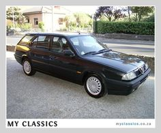 1992 Alfa Romeo 33 sport wagon classic car