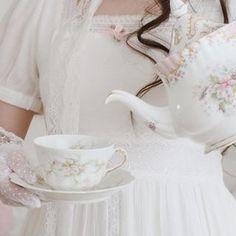 Vintage Tea, Princess, Instagram, Princesses