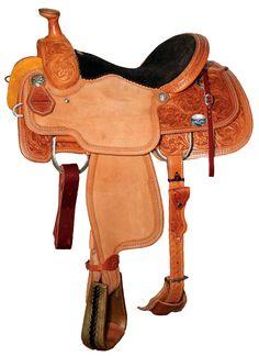 Reinsman Lady Roper Saddle for Hannah