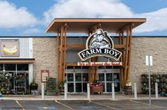 Farmboy acquires pound