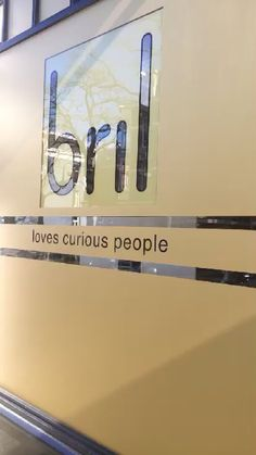 We love curious people