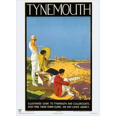 Tynemouth | LNER | Railway Travel Poster | Tyneside Prints