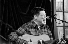 Damien Jurado, Jonathan Russell and friends at Fremont Abbey.