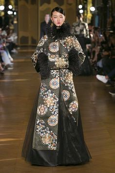 Miu Miu Fashion Show, Ready to Wear Collection Spring Summer 2017 in Paris