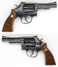22 magnum revolvers | ... & WESSON S&W MODEL 48-3 -- K-22 MRF MASTERPIECE .22 MAGNUM REVOLVER