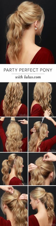 Fashion Designer: 15 Stylish Step-by-Move Hairstyle Tutorials You Must See
