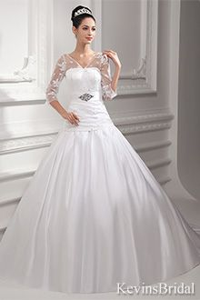 wedding gowns for mature women - KB0618