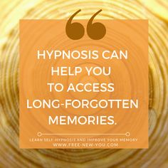 I get asked quite often about how to retrieve memories with hypnosis or self-hypnosis. It is not that difficult. Let's see. What is a memory and why can't we retrieve it?   Memories are all kind of information that we get in contact with: pictures, sounds, events, experiences, literally everything. That information is part of a network of associations. It is more like a cobweb than a line.   #deep #healing #health #hypnosis #meditation #memory #mind #relaxing #retriev