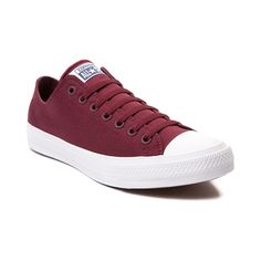The new Converse Chuck Taylor All Star II Lo Sneaker offers modern new features… Outfits With Converse, Converse Chuck Taylor All Star, Converse All Star, Chuck Taylor Sneakers, Converse Shoes, Casual Sneakers, Sneakers Fashion, Casual Shoes, Fashion Shoes