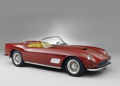 1962 Ferrari 250 GT California