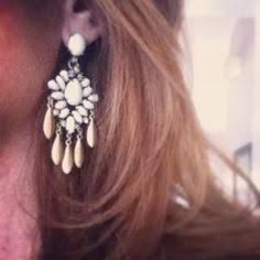 Image result for chandeliers earrings stone