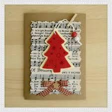 Resultado de imagen de χριστουγεννιατικες καρτες χειροποιητες
