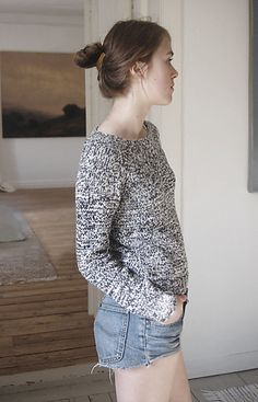 Ravelry: Farewell sweater by Gralina Frie