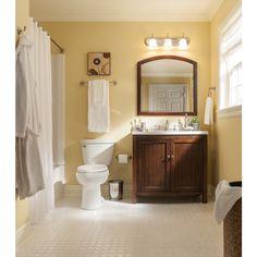 Photo Album Website allen roth Moravia in W x in H Sable Bathroom Mirror