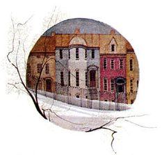 P. Buckley Moss  Grandpa's House by carolinagirlz2 on Etsy, $9.00