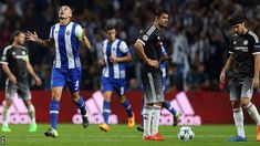 Chelsea's poor start to the season continued as they were beaten by Porto in the Champions League.
