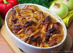 Kitchen Recipes, Ratatouille, Chili, Curry, Dinner Recipes, Food And Drink, Soup, Beef, Meals