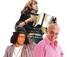 Sergio, Fefita y Cuquín van por El Gran Soberano - Tu Musica Latina