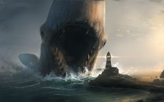 House Inside a Whale by Denis Loebner
