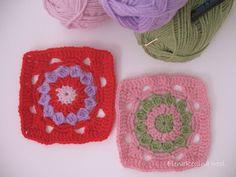 ElenaRegina wool: Piastrellina girandola 6