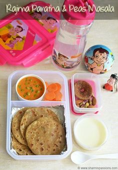 Lunch Box Recipes for Kids - Kids Lunch Box Recipe Ideas - Sharmis Passions Healthy School Snacks, Healthy Toddler Snacks, Lunch Snacks, Snack Box, Kid Lunches, School Lunches, Indian Baby Food Recipes, Tiffin Recipe, Lunch Box Recipes