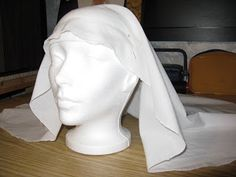 Confessions of a Costumeholic: Making and Wearing a Medieval Veil