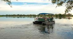 River Cruise #safari #victoriafalls