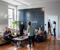 How Krash And Other Startups Are Taking Coworking Home | Fast Company | business + innovation