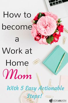 While each case is different, these work at home tips will hopefully inspire you to start exploring your own skills and how to use them to earn an income without having to leave your home or your family. via @momlessmom