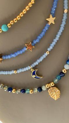 Handmade Wire Jewelry, Handmade Bracelets, Handmade Jewelry Designs, Diy Necklace, Necklace Designs, Beaded Necklaces, Necklace Tutorial, Necklace Ideas, Beaded Bracelets Tutorial