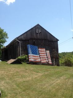 ✩ American Patriot's Barn ✩ Americans love our freedom, safety, and rich united heritage ✩ and we'll pray, work AND fight to keep it, generation after generation...