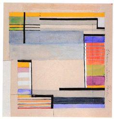 The Bauhaus Textiles of Gunta Stölzl (1897 – 1983)