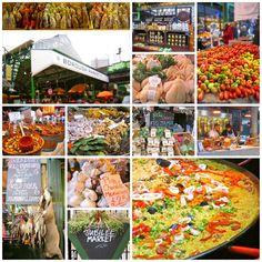 Borough Market  Southwark, London