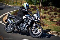 Uma moto por dia: Dia 216 – Triumph Tiger Explorer #umamotopordia #osvaldofuriatto