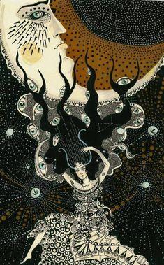 Fantasy Art Women, Beautiful Fantasy Art, Beautiful Life, Kunst Inspo, Art Inspo, Art And Illustration, Kunst Tattoos, Fantasy Kunst, Psy Art