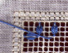 Punto. Stitch tutorial.