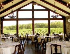 Vineland Estates Wedding Niagara Venue