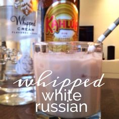 cookierookie.com posts this whipped white russian is AWESOME!